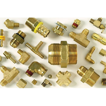QEW Brass Fittings