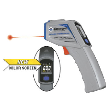 Mastercool 52224 A Infrared Thermometer With Laser