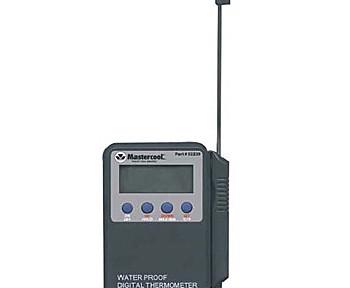 Mastercool 52229 Handheld Waterproof Digital Thermometer