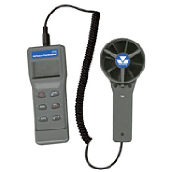 Mastercool 52236 Airflow + Psychrometer