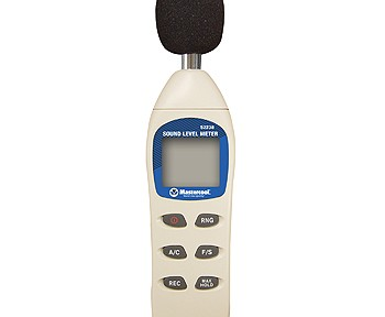 Mastercool 52238 Digital Sound Level Meter