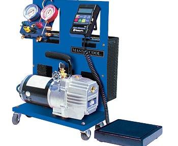 Mastercool 91580 Portable Electronic Charging Station