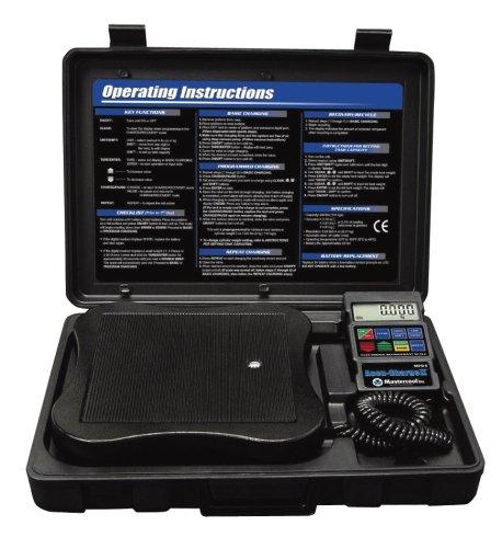 Mastercool 98210 A Accu  Charge II Refrigerant Charging Scale