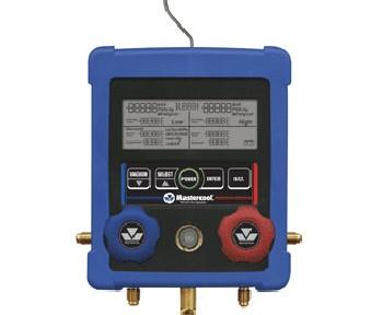 Mastercool 99661-A Digital Manifold with Superheat Subcool