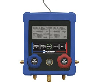Mastercool 99661 A Digital Manifold with Superheat Subcool