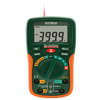 EX230- 12 Function Mini Digital MultiMeter with IR Thermometer
