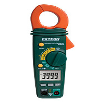 Extech MA220- 400A AC/DC Clamp Meter
