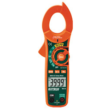 Extech MA410- 400A AC Clamp Meter + NCV