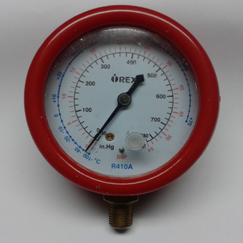 Rex High Pressure Gauge – RX-4010B