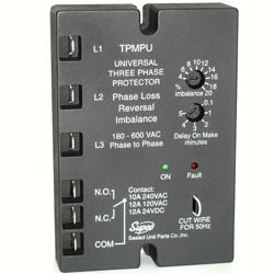 Supco TPMPU 3 Phase Motor Protector