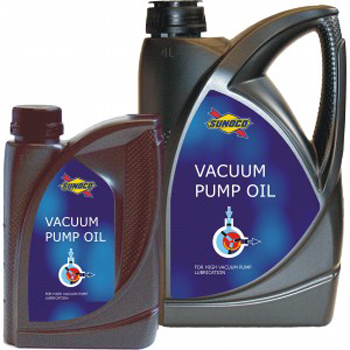 Sunoco Vacuum Pump Oil